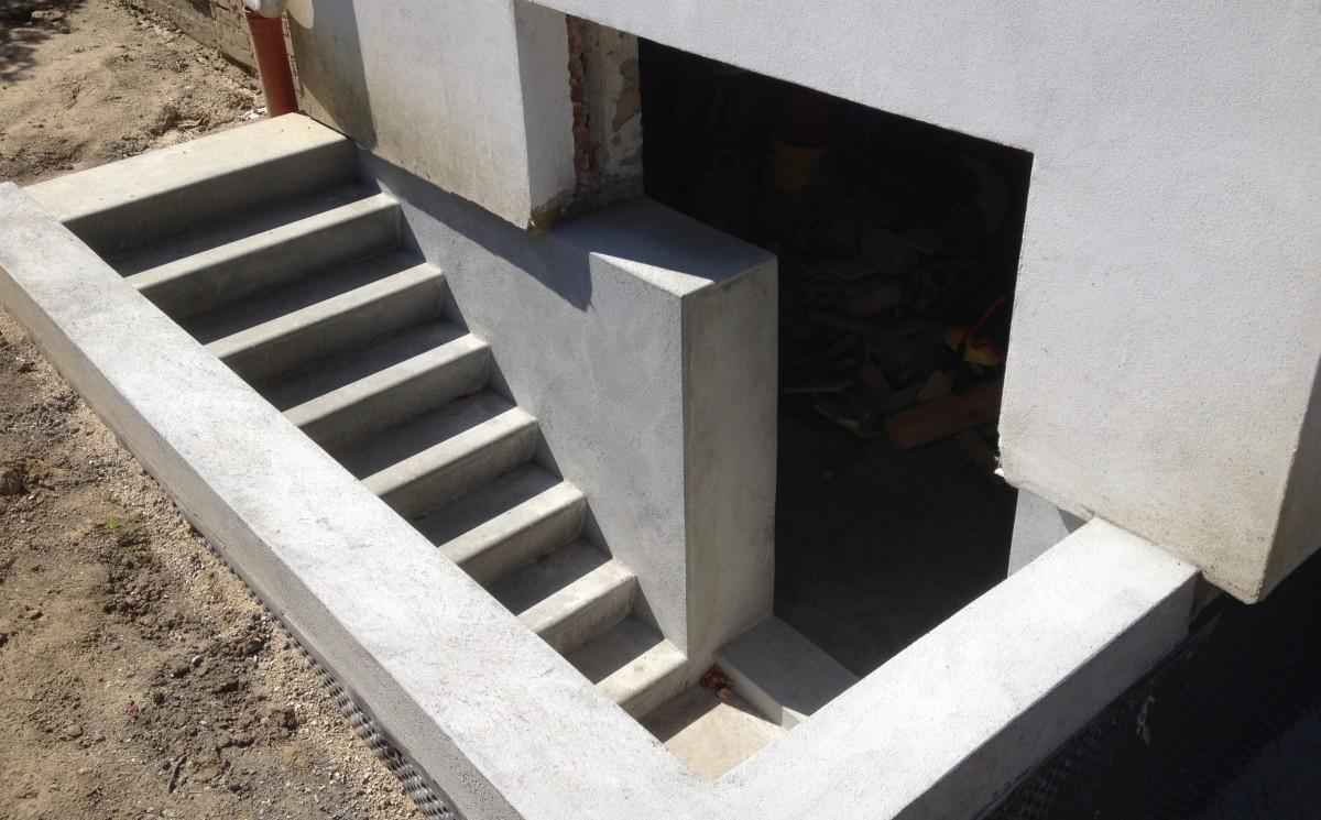 Jord- og betonarbejde